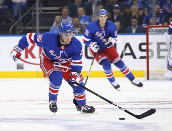New York Rangers head to Buffalo
