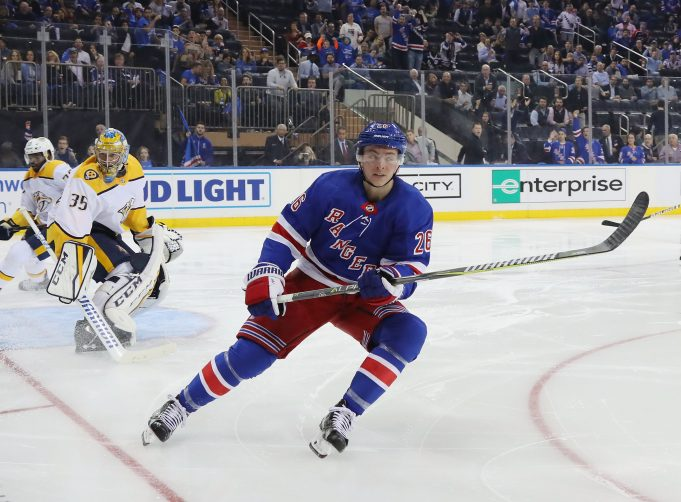 New York Rangers 3 stars of the week: The young guns