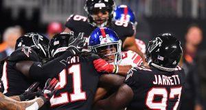New York Giants v Atlanta Falcons
