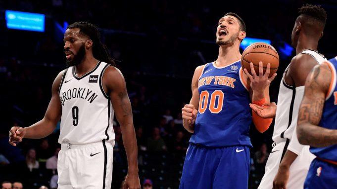 New York Knicks Brooklyn Nets