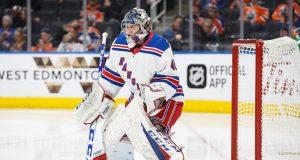 Rangers send Alex Georgiev to Hartford