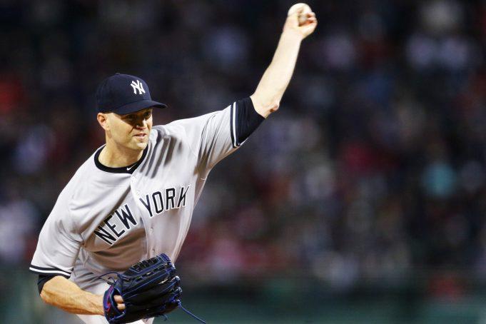 New York Yankees name J.A. Happ ALDS Game 1 Starter
