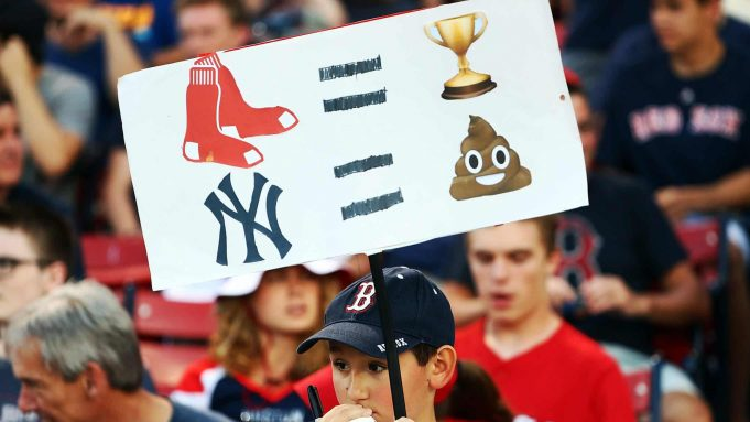 New York Yankees v Boston Red Sox - Game Two