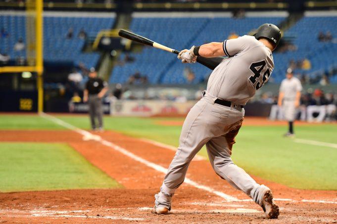 New York Yankees Luke Voit wins Player of the Week
