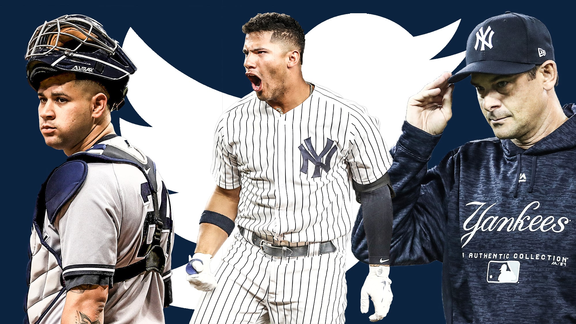 1eb27e5b28 The 2018 playoff bandwagoner s guide to New York Yankees Twitter