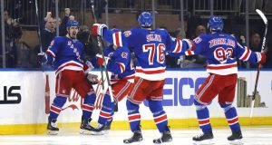 New York Rangers. Mika Zibanejad, Chris Kreider