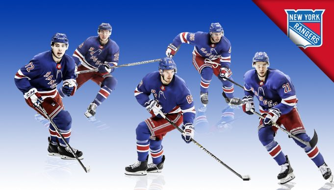 Rangers youth movement is underway
