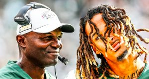 Todd Bowles Robby Anderson