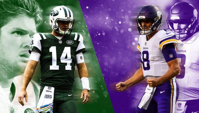 New York Jets Minnesota Vikings