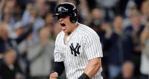 Luke Voit New York Yankees