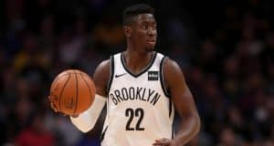 Brooklyn Nets Caris LeVert