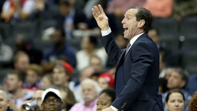 Brooklyn Nets Kenny Atkinson