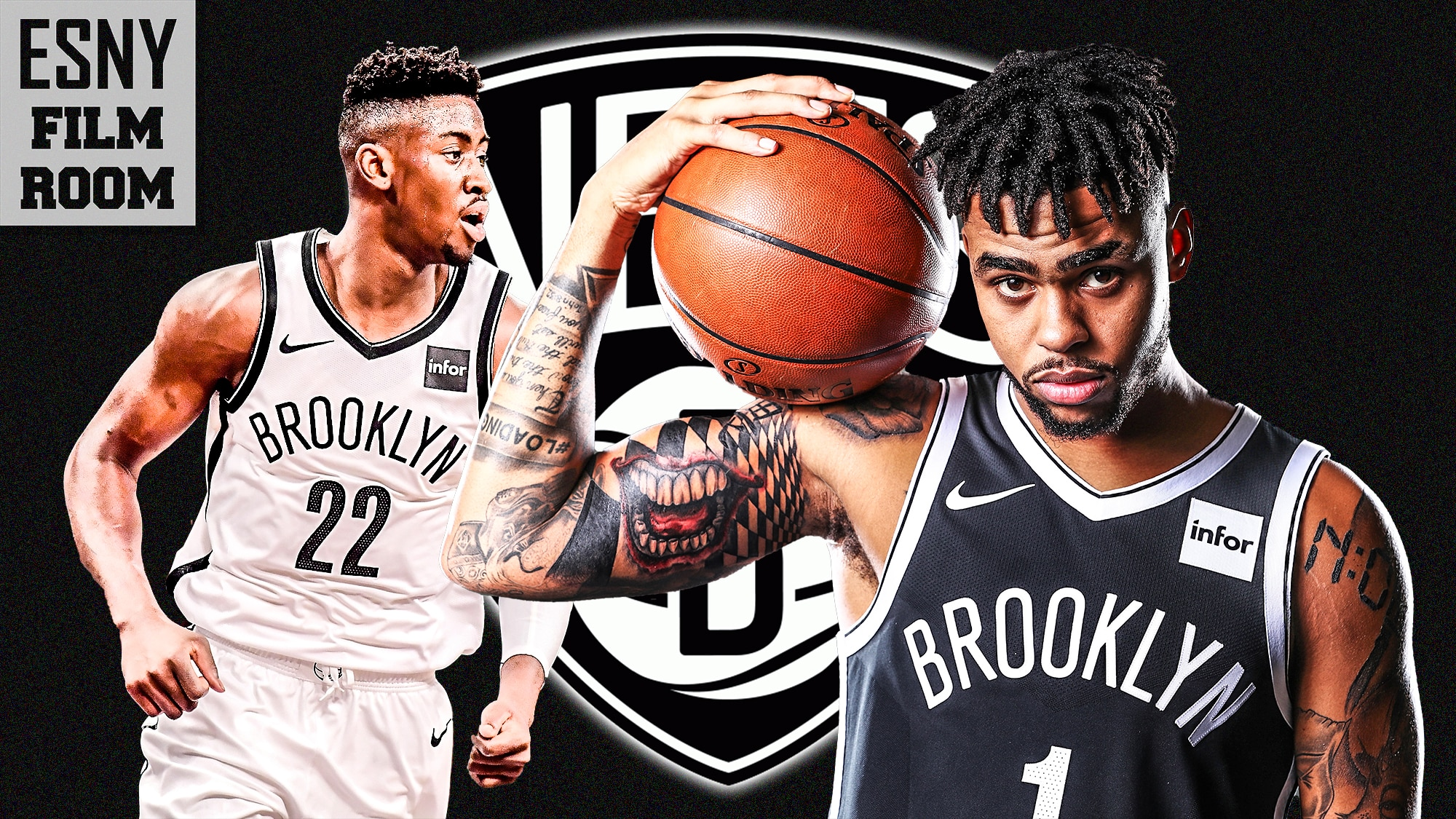Brooklyn Nets Are D Angelo Russell S Team Without Caris Levert Film Room