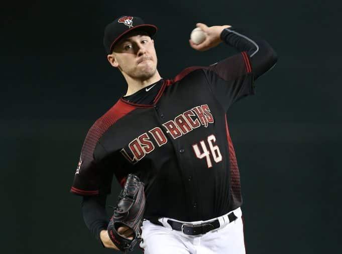 Patrick Corbin to meet with Yankees Wednesday