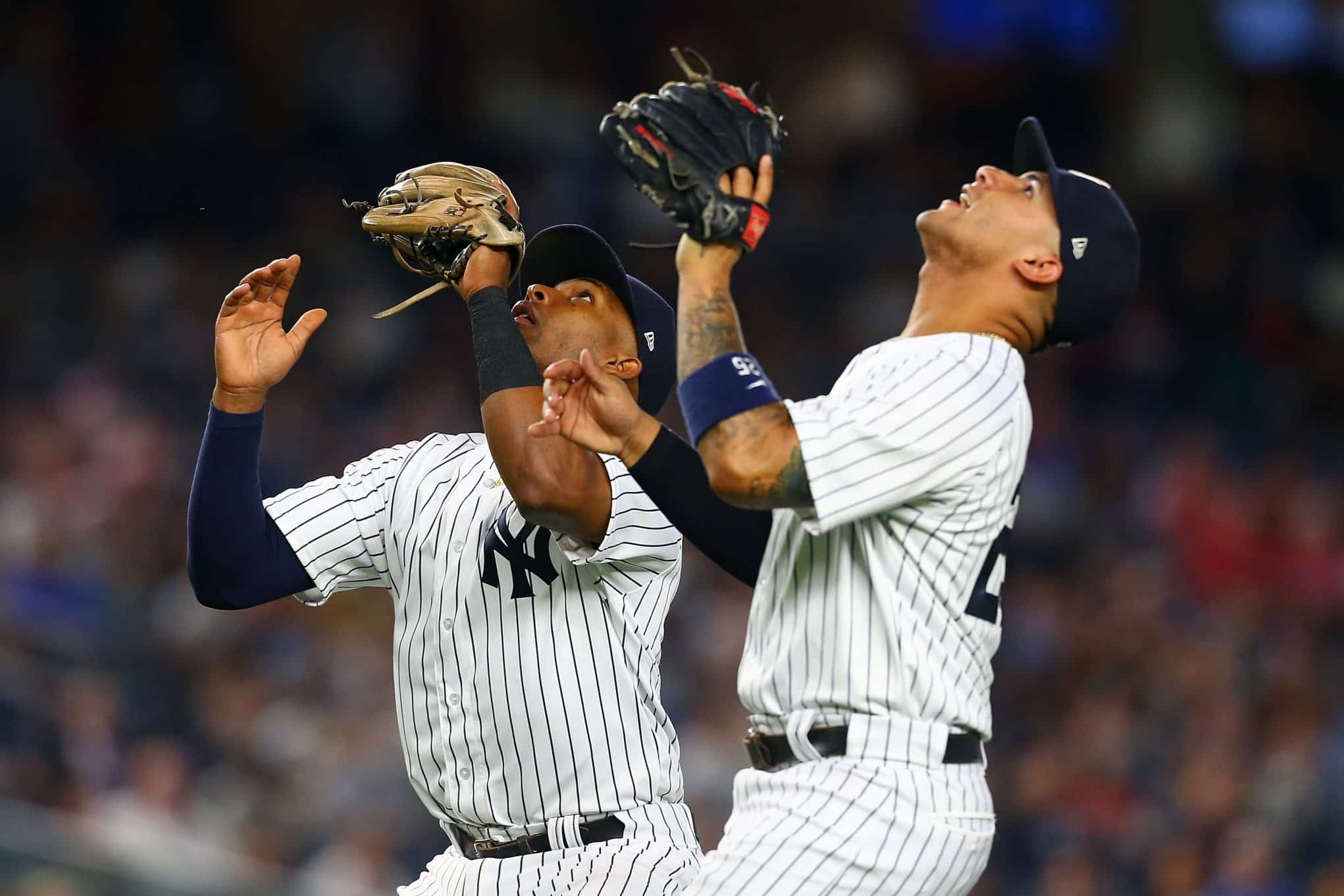 Yankees Miguel Andujar Gleyber Torres
