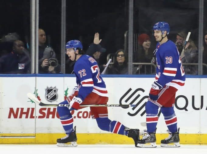 New York Rangers hold on vs. Panthers