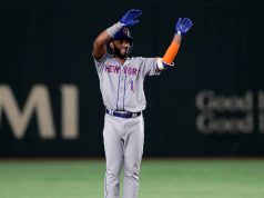New York Mets Amed Rosario