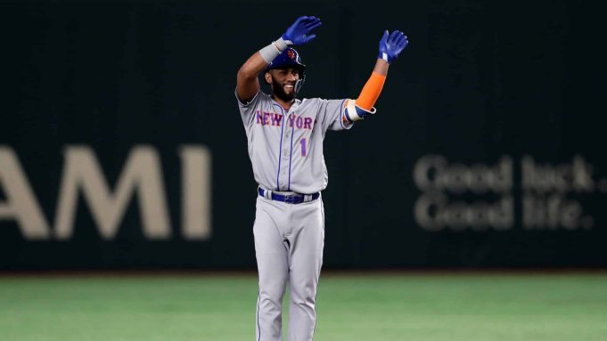 New York Mets Amed Rosario