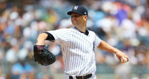 J.A. Happ New York Yankees