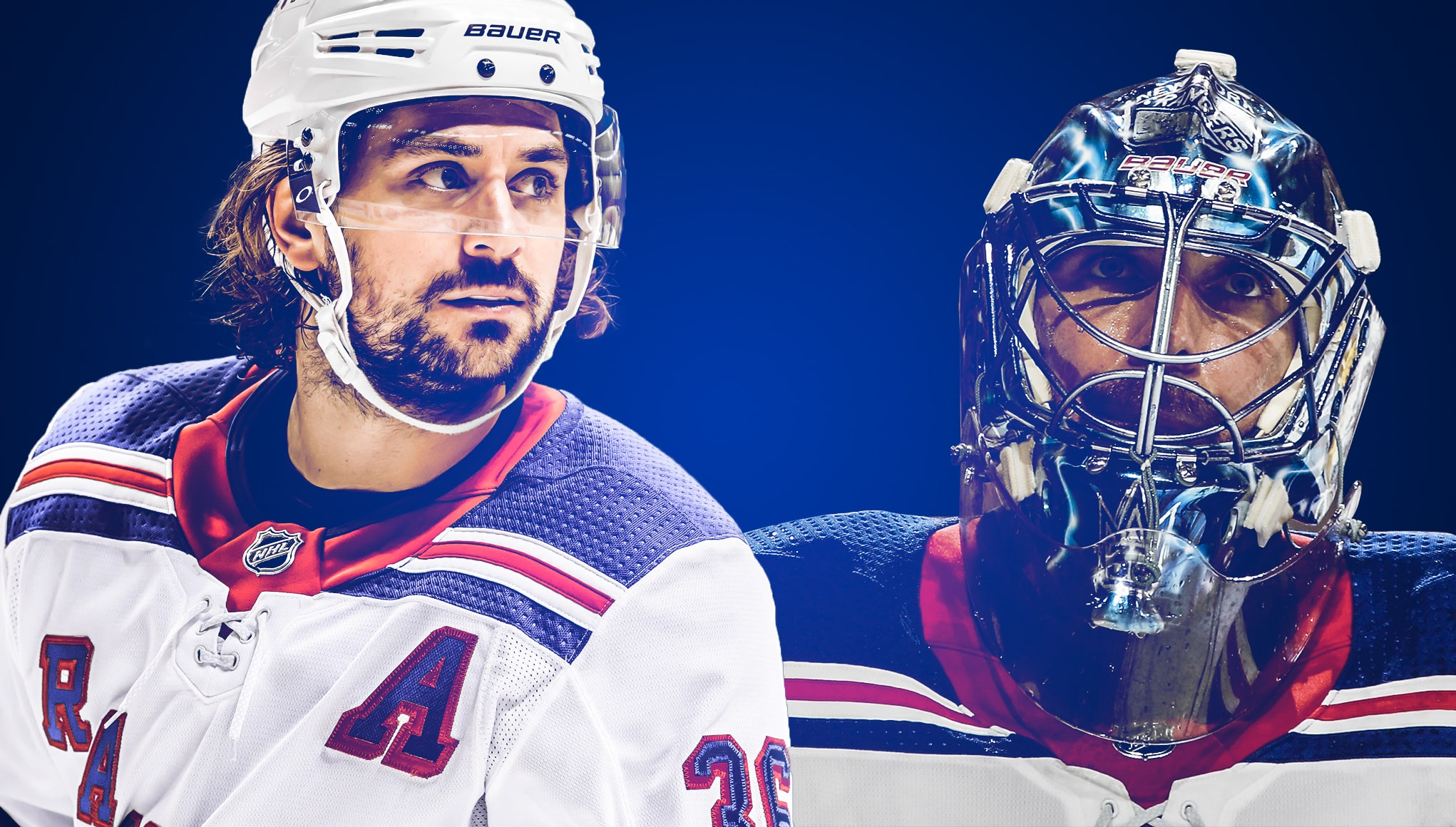 Henrik Lundqvist Mats Zuccarello Reminisce On Msg Connections Video