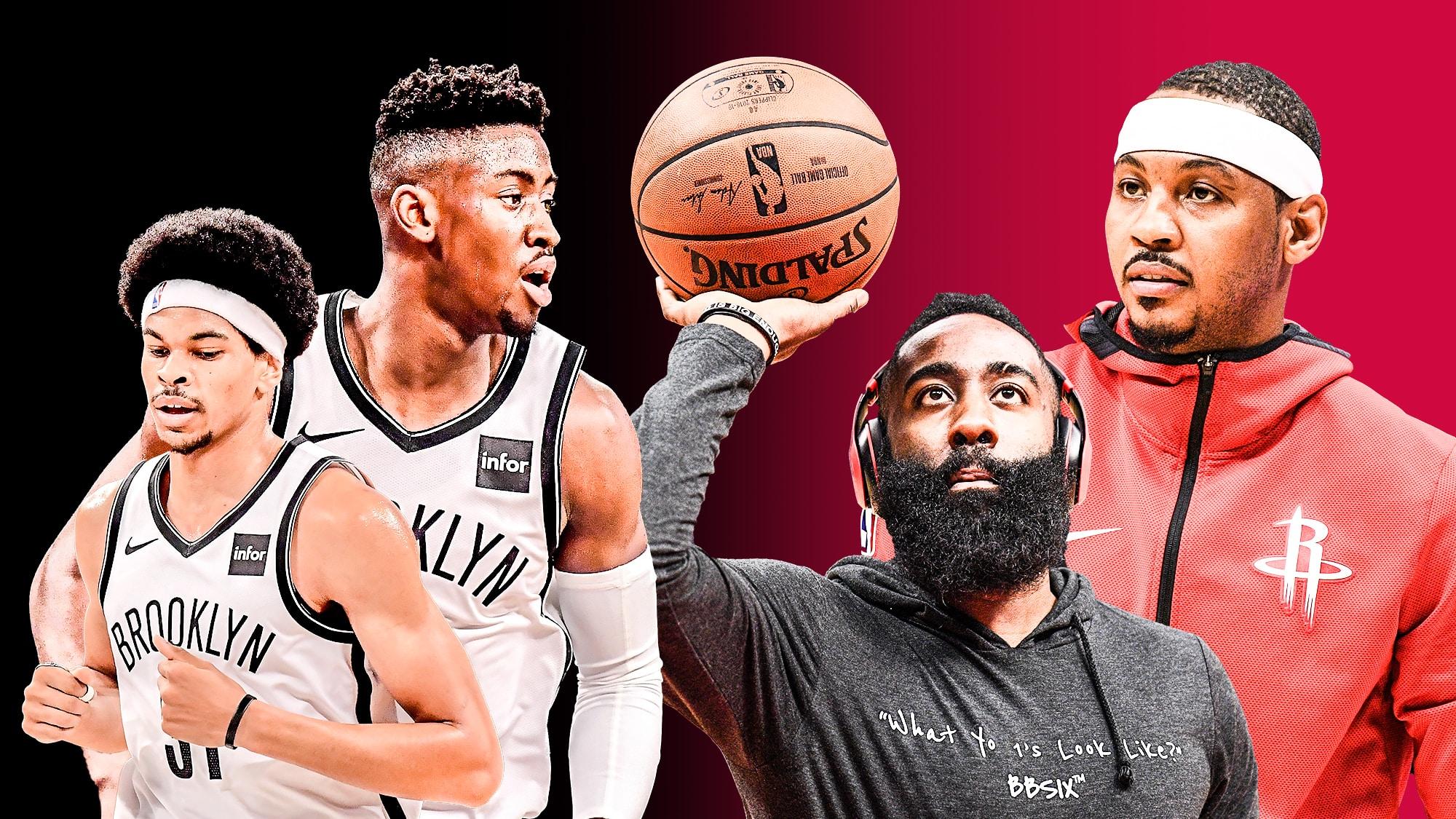 Nets Rockets