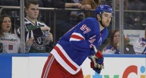 New York Rangers, Tim Gettinger