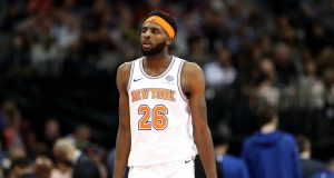 New York Knicks Mitchell Robinson