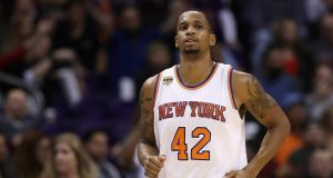 New York Knicks Lance Thomas