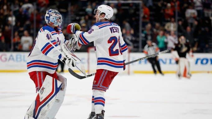 New York Rangers, Henrik Lundqvist