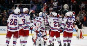 New York Rangers beat Anaheim Ducks in shootout