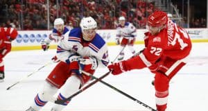 New York Rangers can learn valuable lessons in loss to Detroit
