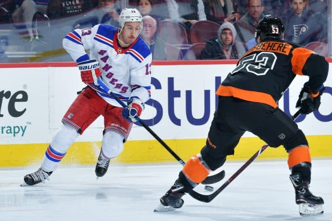 Kevin Hayes continues to produce for the New York Rangers