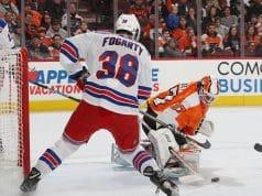 New York Rangers recall Steven Fogarty