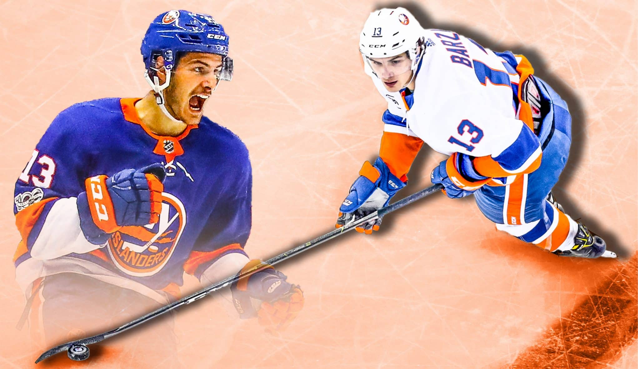 new style 1d029 5c704 Islanders stud Mathew Barzal is the best player in New York
