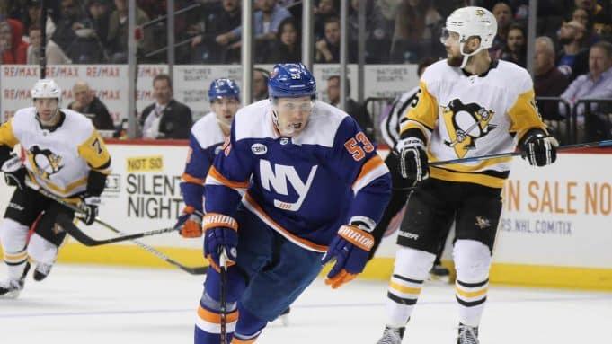Casey Cizikas New York Islanders