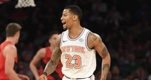 New York Knicks Trey Burke