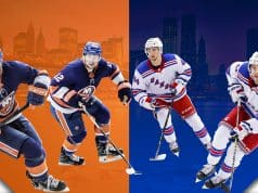 New York Rangers Islanders
