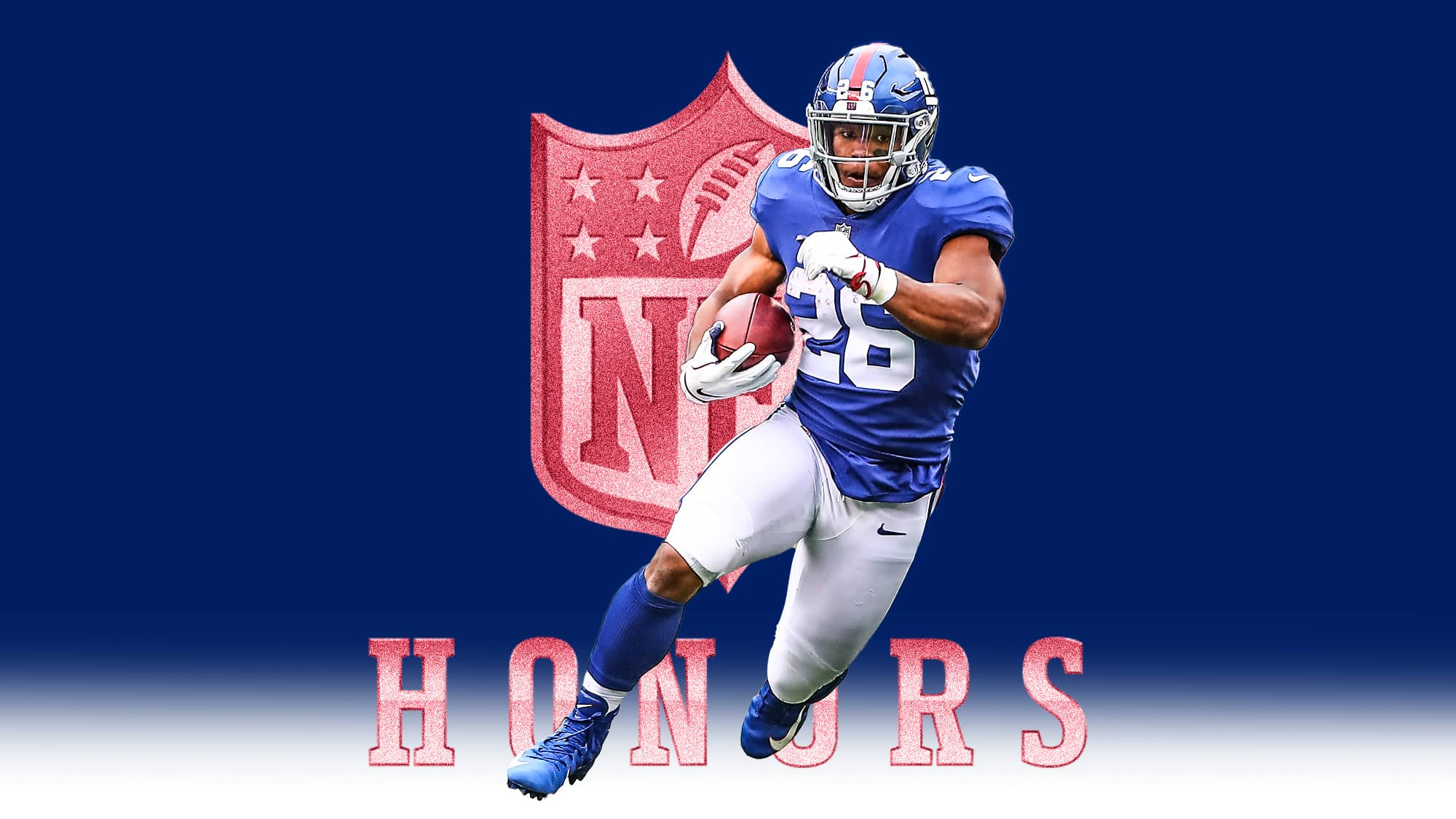size 40 fc8e3 b0b86 Saquon Barkley is on his way to the NFL Offensive Rookie of ...