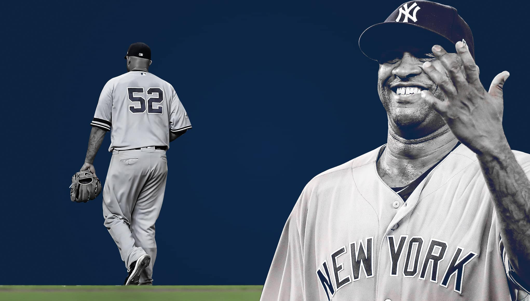 New York Yankees  CC Sabathia s swan song will be worth every penny 82ab9e0a9f