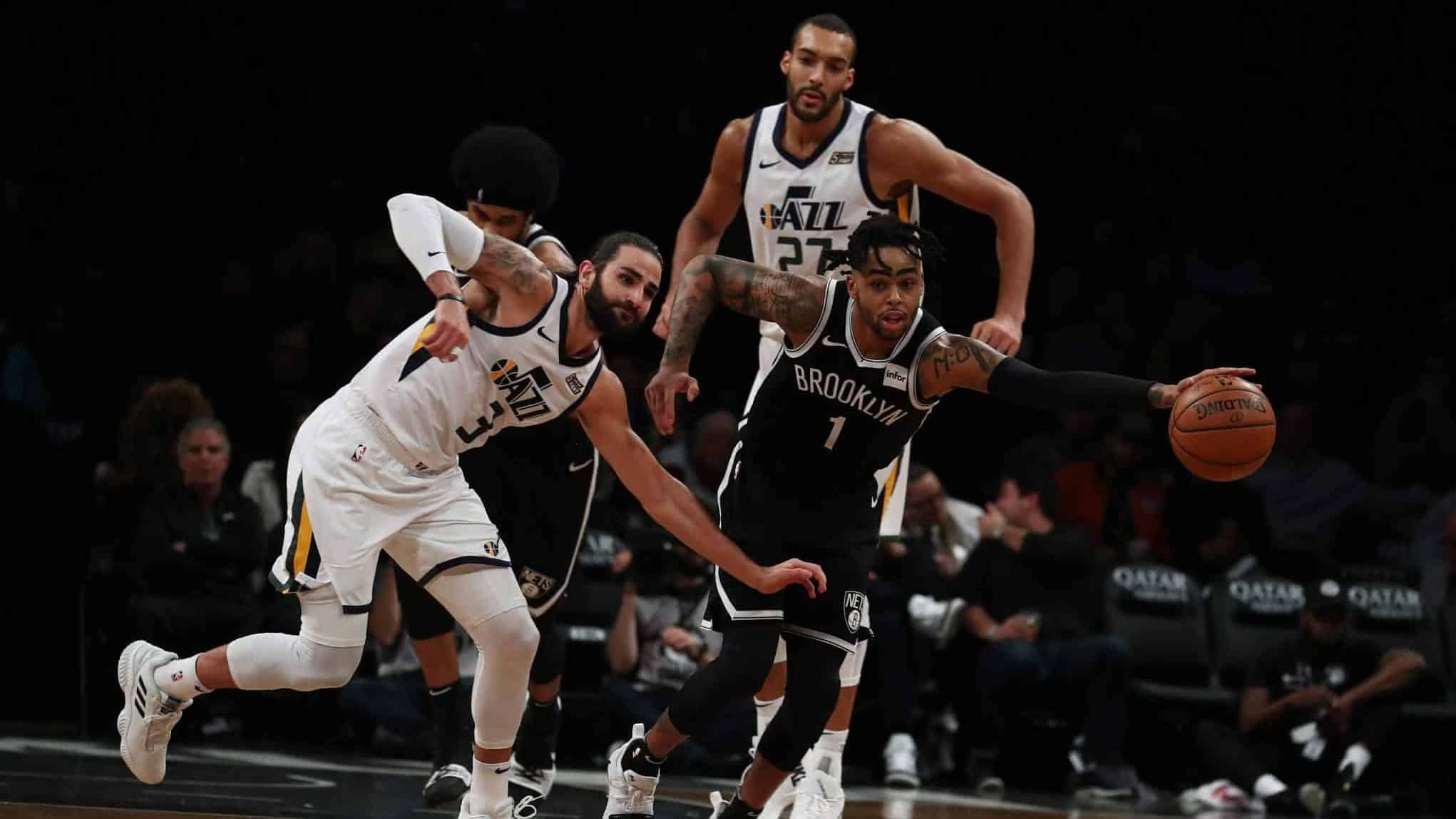 Brooklyn Nets Utah Jazz