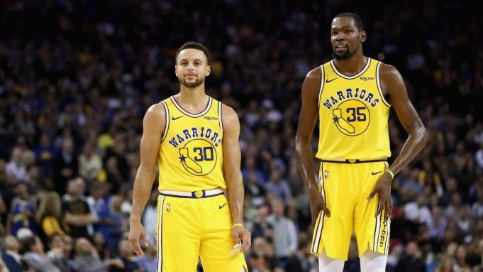Stephen Curry Kevin Durant