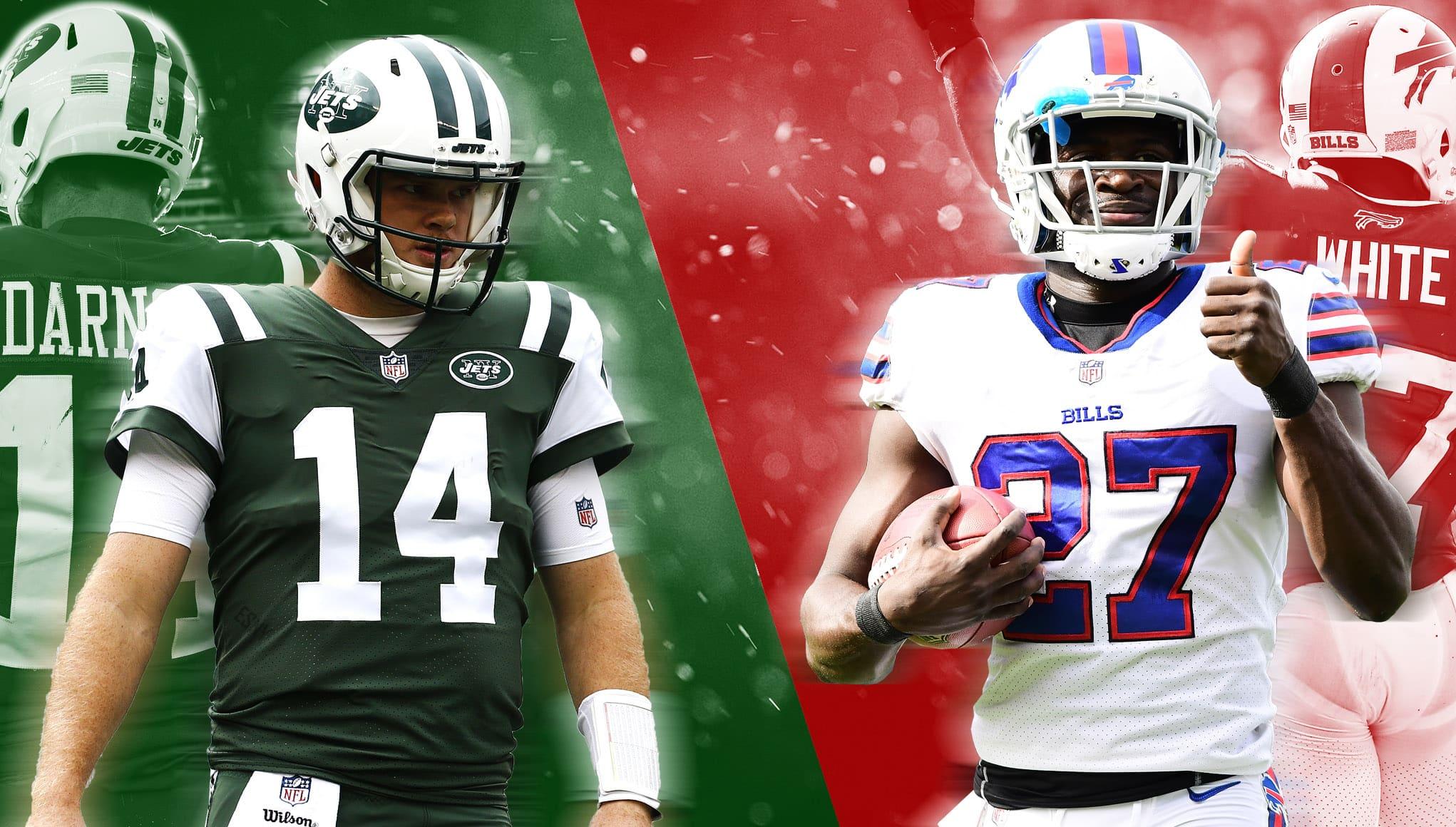 New York Jets Buffalo Bills