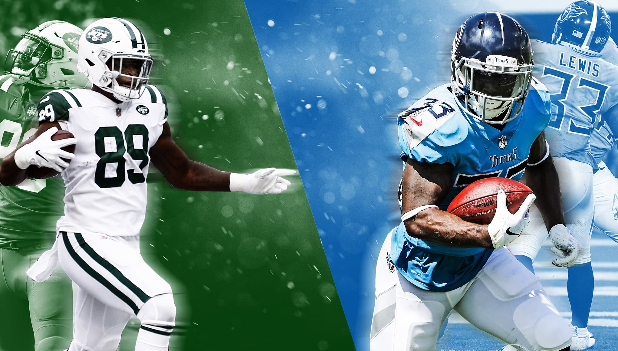 New York Jets Tennessee Titans