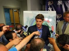 Hal Steinbrenner New York Yankees