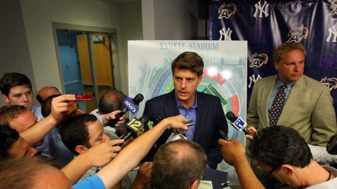 Hal Steinbrenner New York Yankees