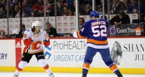 New York Islanders Ross Johnston
