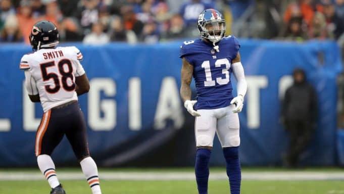 New York Giants Odell Beckham Jr.