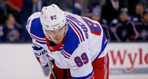 Pavel Buchnevich nearing a return for the Rangers
