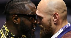 Deontay Wilder v Tyson Fury - Los Angeles Press Conference