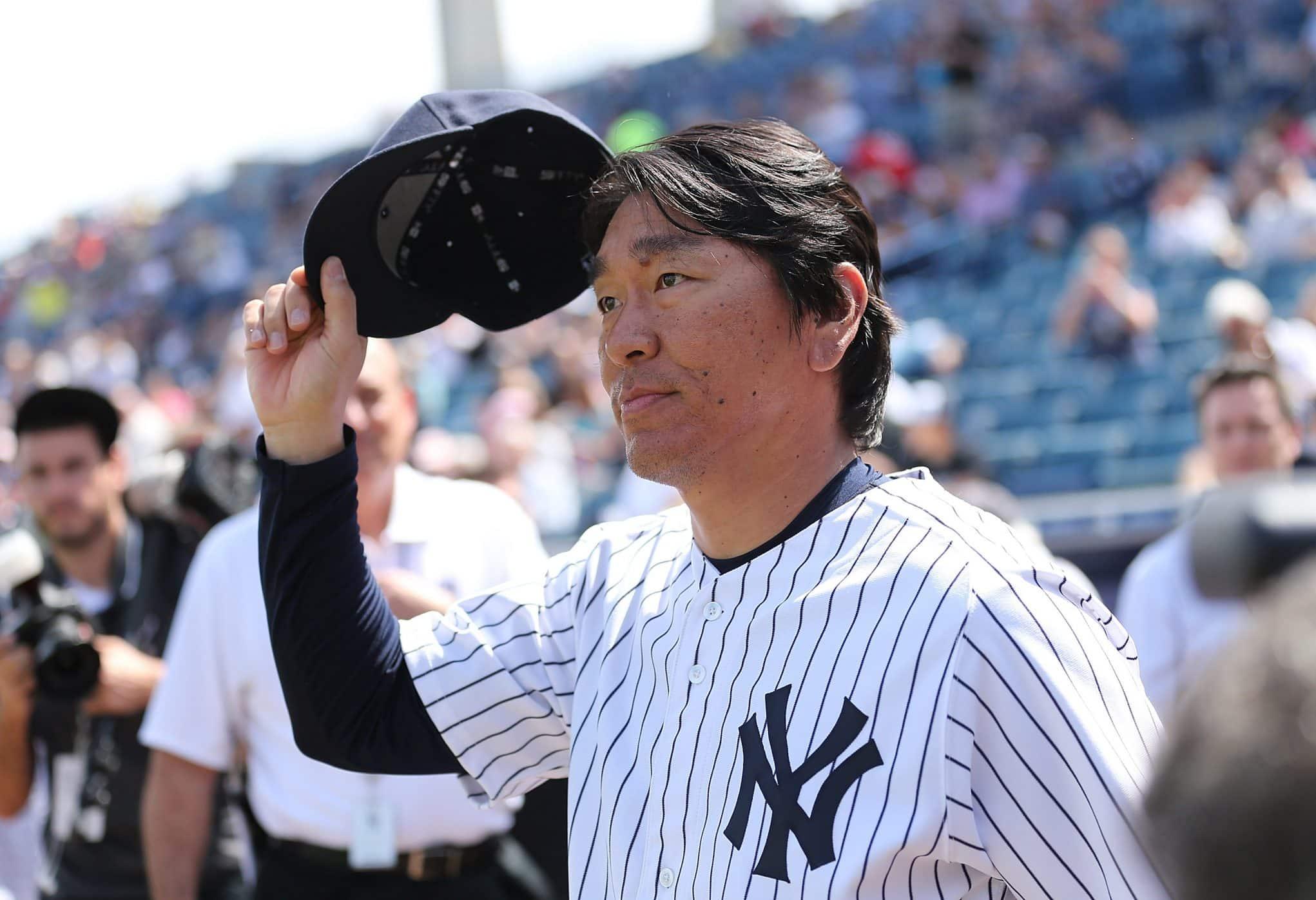 Hideki Matsui New York Yankees